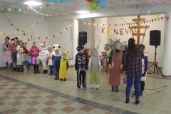 Farský karneval 8. 2. 2020
