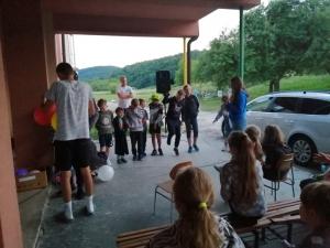 Kresťanský detský tábor - Kolbovce