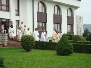 Liturgia s novovymenovaným biskupom Mariánom Andrejom Pacákom - 5. 9. 2018