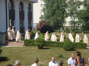 Odpust 2019 - 7. 7. - Slávnostná sv. liturgia
